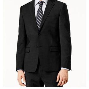 Calvin Klein 40S Black Stretch Skinny Fit Jacket